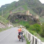 Mit dem Fahrrad durch Georgien radeln - als Gruppenreise oder alleine?