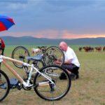 Wie ist das Klima in der Mongolei?