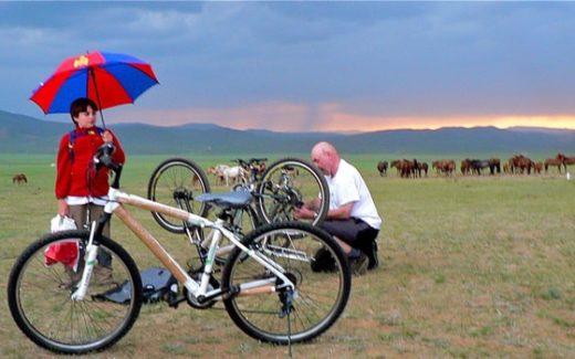 Mongolei: Wie ist das Klima?
